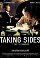 Affiche miniature du film Taking sides, le cas Furtwängler
