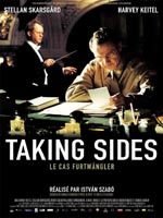 Affiche du film Taking sides, le cas Furtwängler