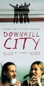 Affiche du film Downhill City