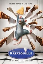 Affiche miniature du film Ratatouille
