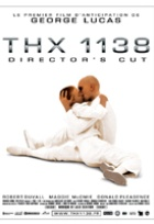 Affiche miniature du film THX 1138