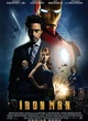 affiche 2 du film iron man