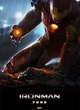 Affiche du film Iron Man