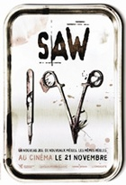 Affiche miniature du film Saw 4