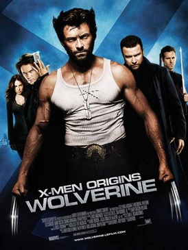 Affiche du film X-Men Origins : Wolverine