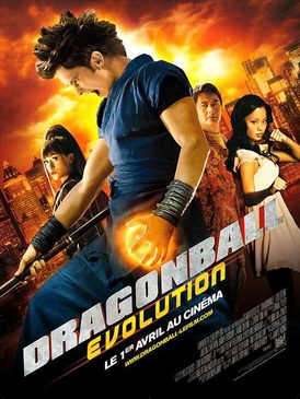 Affiche du film Dragonball Evolution