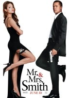 Affiche du film Mr et Mrs Smith