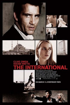 Affiche du film L'Enquête - The International