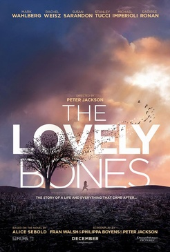 Affiche du film The Lovely Bones