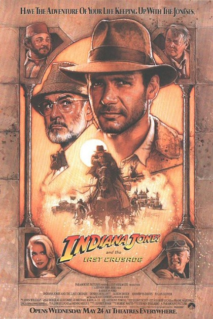 indiana jones and the last crusade - Indiana Jones et la dernière croisade