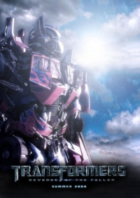 Affiche du film Transformers 2 : la revanche