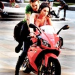 shia labeouf et megan fox a moto