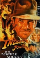 Affiche miniature du film Indiana Jones et le temple maudit