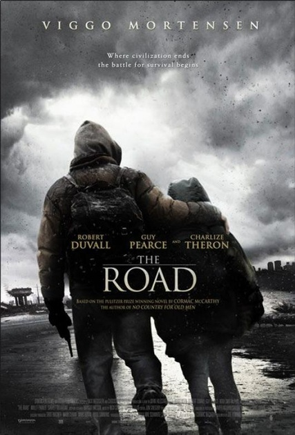 affiche secondaire du film la route