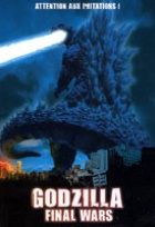 Affiche miniature du film Godzilla Final Wars