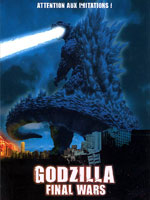 Affiche du film Godzilla Final Wars
