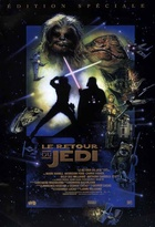 Affiche miniature du film Star Wars : Episode 6 - Le retour du Jedi