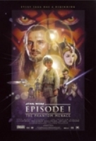 Affiche du film Star Wars : Episode 1 - La menace fantôme