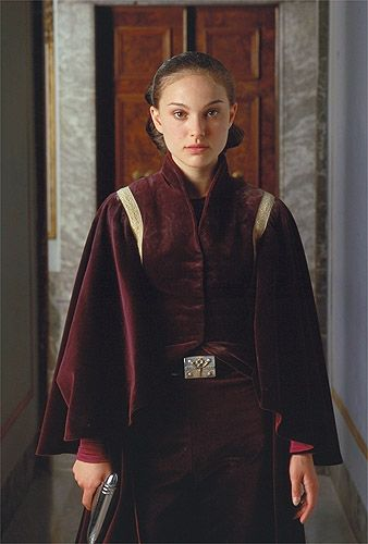 natalie portman - Star Wars : Episode 1 - La menace fantôme