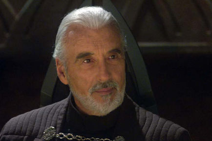 christopher lee - Star Wars : Episode 2 - L'attaque des clones