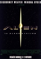 Affiche miniature du film Alien, la résurrection