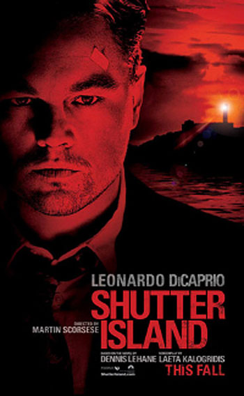 Dvd Shutter Island Commentaires