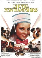 Affiche du film L'hôtel New Hampshire