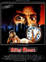 Affiche du film After Hours