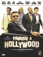 Affiche du film Panique à Hollywood