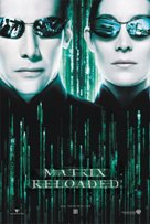 Affiche du film Matrix Reloaded