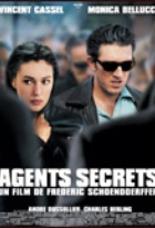 Affiche miniature du film Agents secrets