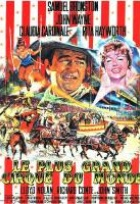 Affiche miniature du film Le plus grand cirque du monde