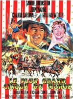 Affiche du film Le plus grand cirque du monde