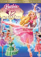 Affiche du film Barbie au bal des 12 princesses