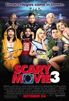 Affiche miniature du film Scary Movie 3