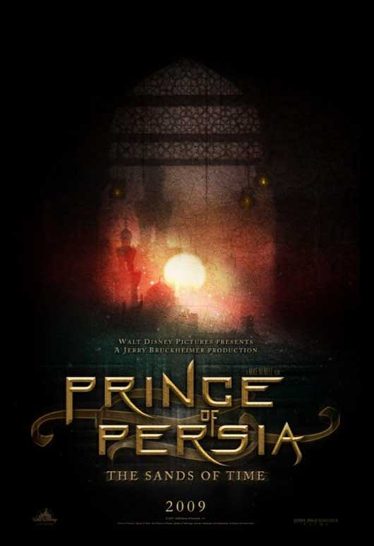 Prince of Persia Affiche
