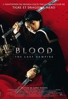 Affiche miniature du film Blood, The Last Vampire