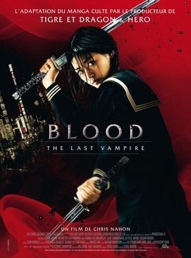 Affiche du film Blood, The Last Vampire
