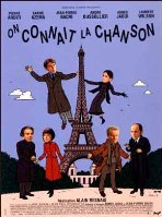 Affiche du film On connait la chanson