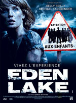 Affiche du film Eden Lake