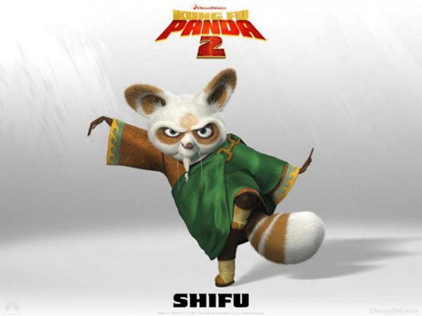Kung fu panda 2 the kaboom of doom photo - Maitre kung fu panda ...