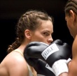 combat hilary swank - Million Dollar Baby