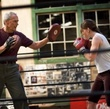 entrainement clint eastwood hilary swank - Million Dollar Baby