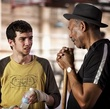 jay baruchel morgan freman - Million Dollar Baby