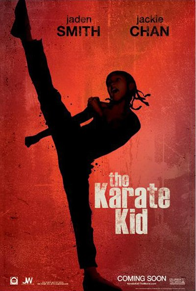 Affiche du film Karaté Kid (remake)
