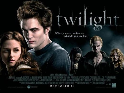 affiche 4 - Twilight - Chapitre 1 : Fascination