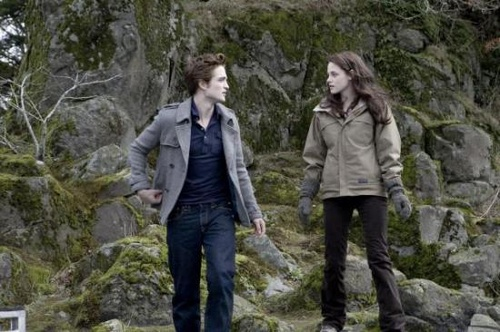 robert pattinson kristen stewart - Twilight - Chapitre 1 : Fascination