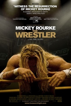 Affiche du film The Wrestler
