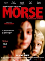 Affiche du film Morse - Let the one right in