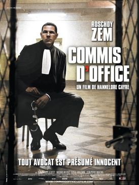 Affiche du film Commis d'office